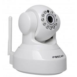 Foscam FI9816P Câmara IP WiFi dia/noite (branco)