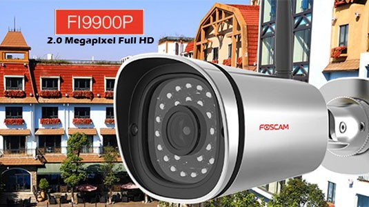 Foscam FI9900P 2.0 Megapixel Full HD Waterproof