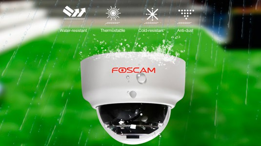 Foscam FI9961EP 2.0MP Full HD IP66 Waterproof IP Camera